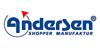 Andersen Shopper Einkaufswagen Wien