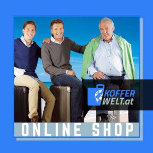 Kofferwelt Online Shop by Konopitzky Wien